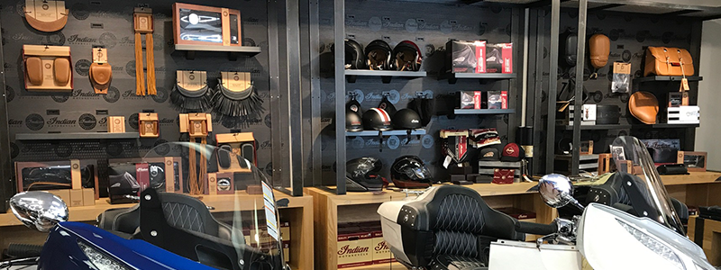 Indian Motorcycle Accessories at Chesapeake Cycles