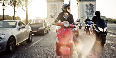 Types of Scooter Owners - City Slicker