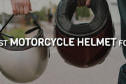 What is the best motorcycle helmet for you?