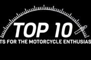 top 10 gifts for the motorcycle enthusiast