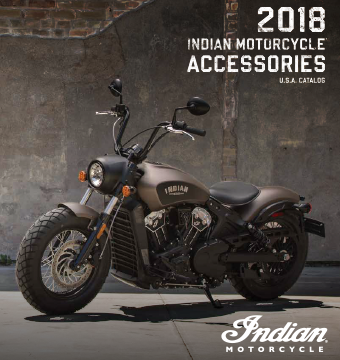 2018 Indian Motorcycle Accessories Catalog