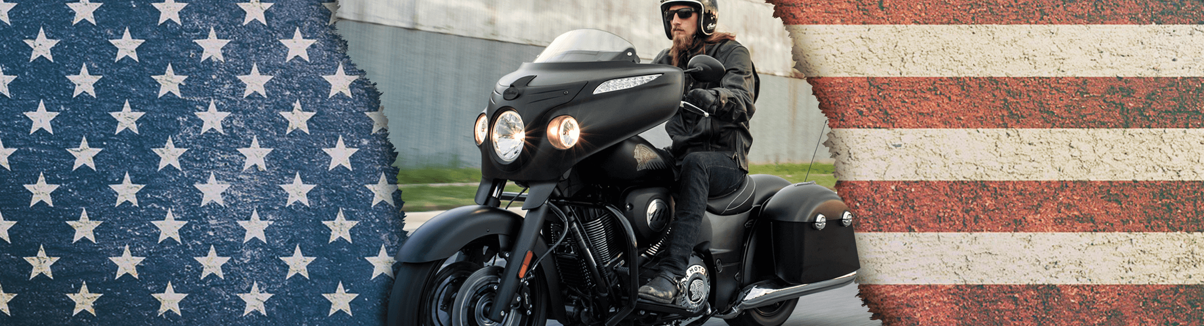Indian Chieftain Dark horse August 2018 Promotion