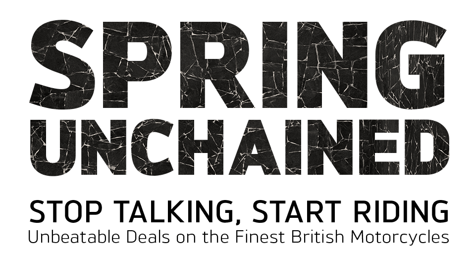 2019 Triumph Spring Unchained Logo
