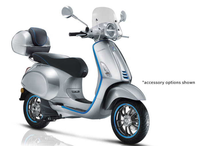MY20 Vespa Elettrica Accessory Options