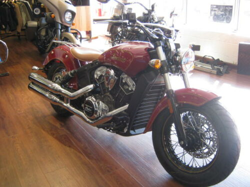Indian-scout-100-anniversary-red