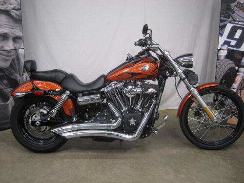 used-harley-davidson-wide-glide-mint