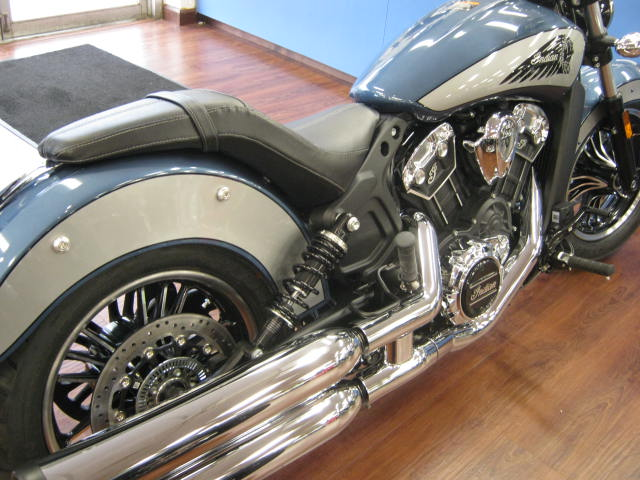 2021 Indian Scout ICON ABS – Chesapeake Cycles